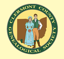 Clermont County Genealogical Society Logo
